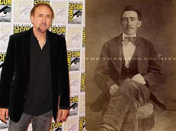 'Nicolas Cage vampir mi?